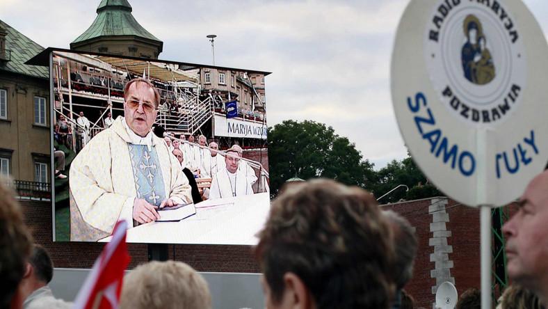Rydzyk: Prezydent i premier oszukali nas