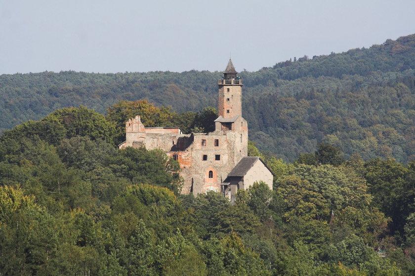 Najbardziej nawiedzony zamek na Dolnym Śląsku