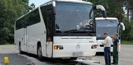 Połowa autobusów nie powinna jeździć! Polowanie na graty