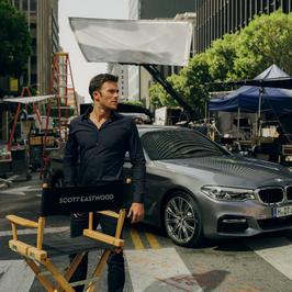 Syn Clinta Eastwooda w kampanii BMW