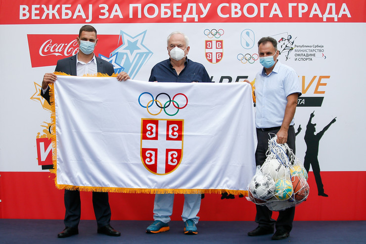 Evropska nedelja sporta u Kojseriću