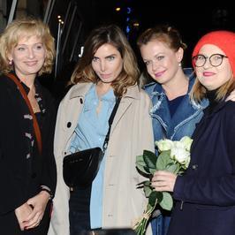 Agnieszka Dygant, Daria Widawska, Izabela Kuna i inne gwiazdy na premierze książki Anny Męczyńskiej. Jak wypadły?