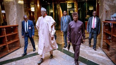 7 key people who will shape Nigeria's economic activities in 2020