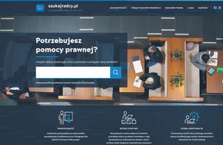 Chcesz pracować, pokaż się w internecie. Warszawska Okręgowa Izba Radców Prawnych uruchomiła wyszukiwarkę