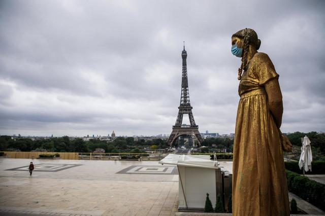 Francuska u doba korona virusa