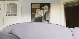 Zaskakujący szczegół w mieszkaniu Marty Kaczyńskiej. Niechcący to ujawniła?