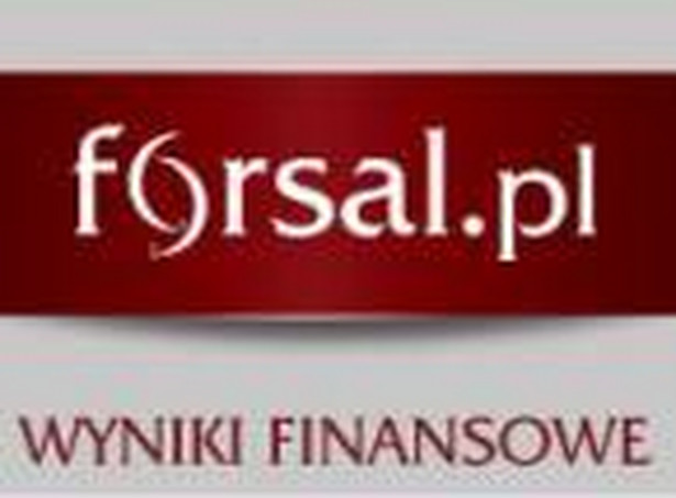 Wyniki finansowe na forsal.pl