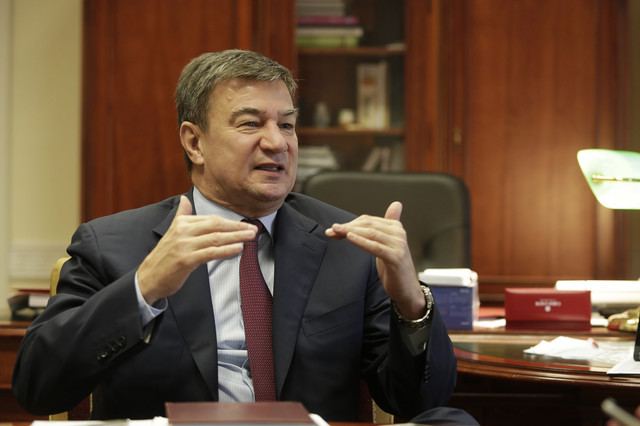 Vlada će kontinuirano da podržava privrednike kroz Deceniju preduzetnišva: Ministar privrede Goran Knežević