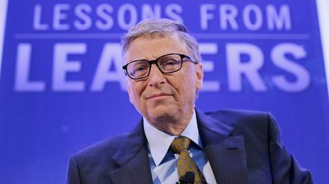 Bill Gates powiedziałby młodemu sobie, że inteligencja nie jest jednowymiarowa