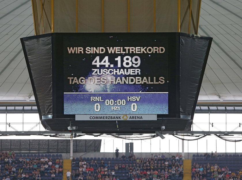 Rekord frekwencji na meczu piłki ręcznej