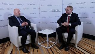 Sarnowski o Polskim Ładzie: Jesteśmy otwarci na zmiany, ale kierunek pozostanie taki sam