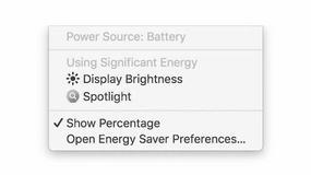 Nowa wersja macOS usprawni oszczędzanie energii