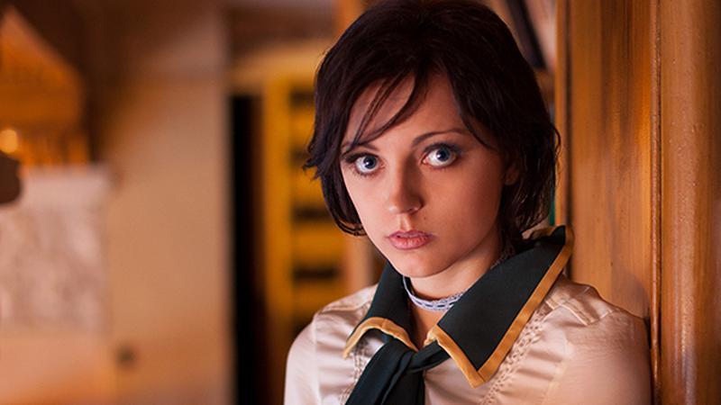 Anna Moleva - rosyjska cosplayerka, która stała się twarzą Bioshocka