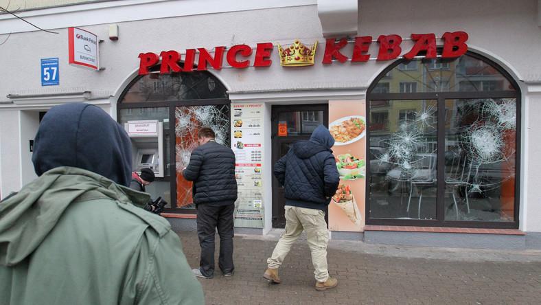 Bar kebab w Ełku
