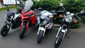 Jaki motocykl jest najlepszy? Sportowo, turystyczny, enduro, 125, 600, 1000, klasyczny, japoński, chiński…?