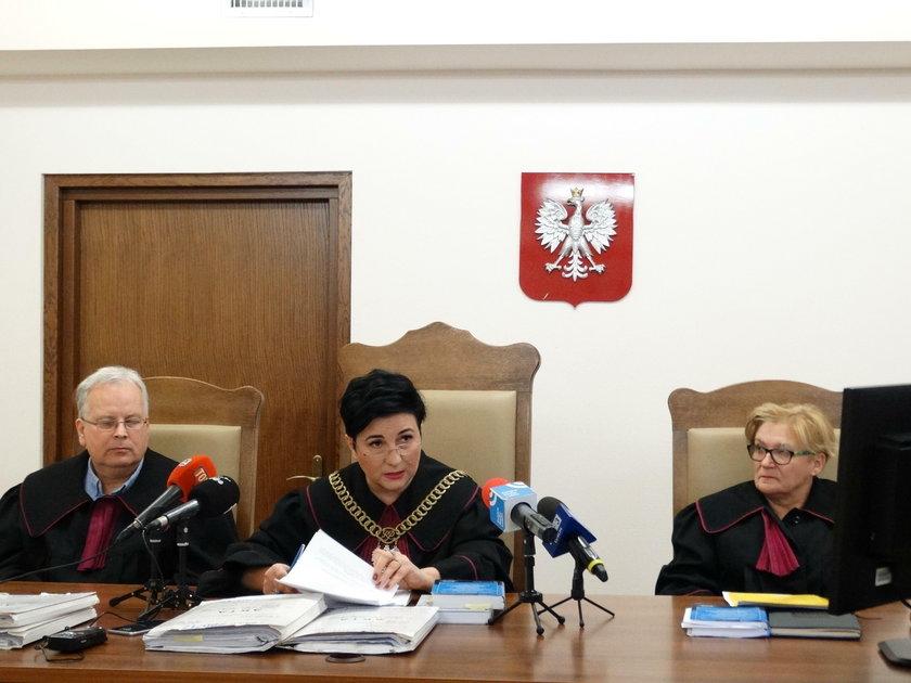 Sędzia Marta Laskowska Pietrzak uznała, że Krzysztof Żuk złamał prawo
