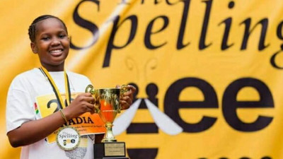 Nadia Chelpang from Tamale wins 2020 Spelling Bee competition