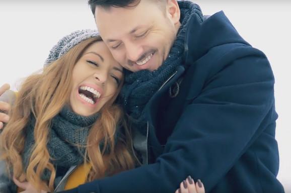 Jelena i Daniel Kajmakoski