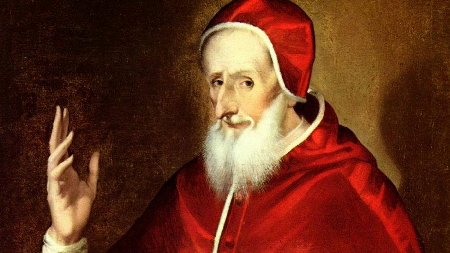 Święty Pius V. Papież od reform