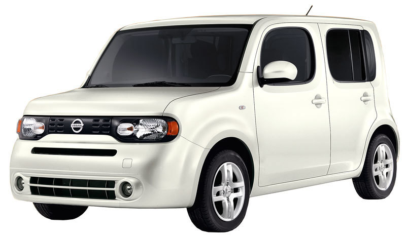 Los Angeles 2008: Nissan Cube - nowy globalny model