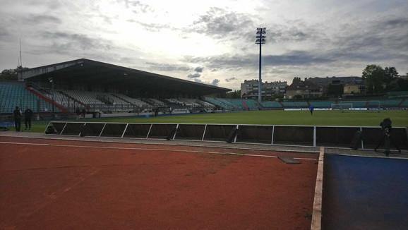 Stadion na kojem će se igrati utakmica Luksemburg - Srbija