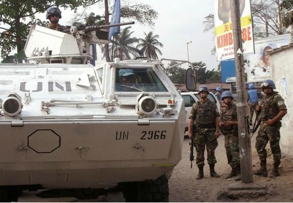 UN često šalje misije u Kongo zbog sukoba