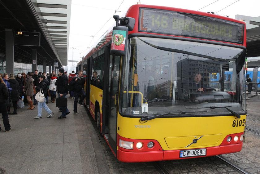 Autobus wrocławskiego MPK linii 146