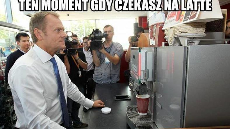 Kto zakłóca spokój Tuska i dlaczego Kaczyński nie chce Niemców? Najlepsze MEMY tygodnia
