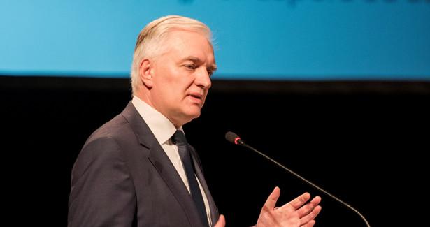 Jarosław Gowin podsumował wyniki najnowszej parametryzacji jednostek naukowych