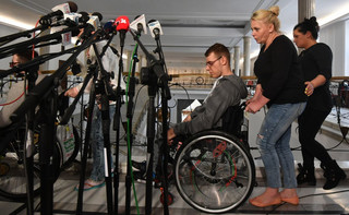Rząd chce dać 500 zł na rehabilitację niepełnosprawnych. 'To manipulacja. Majówkę prawodpodobnie spędzimy w Sejmie'