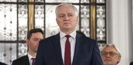 Wiceprezes PiS grozi Gowinowi. Zdradza szczegóły rozmowy z Kaczyńskim