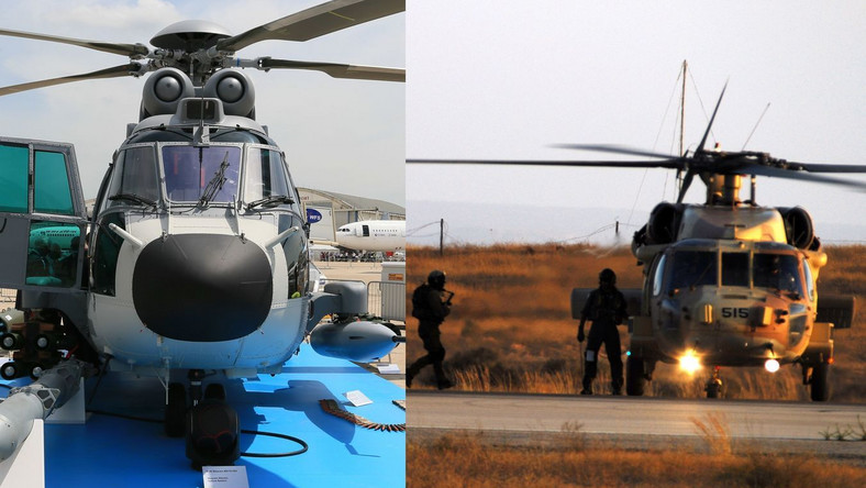 Caracal i Black Hawk
