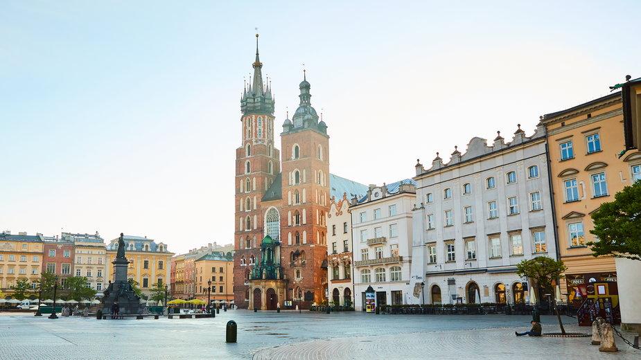 """Kraków walczy o tytuł """"Zielonej Stolicy Europy"""""""