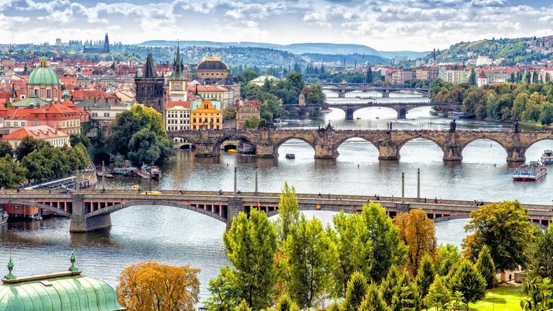 Hymn Czech - Praga