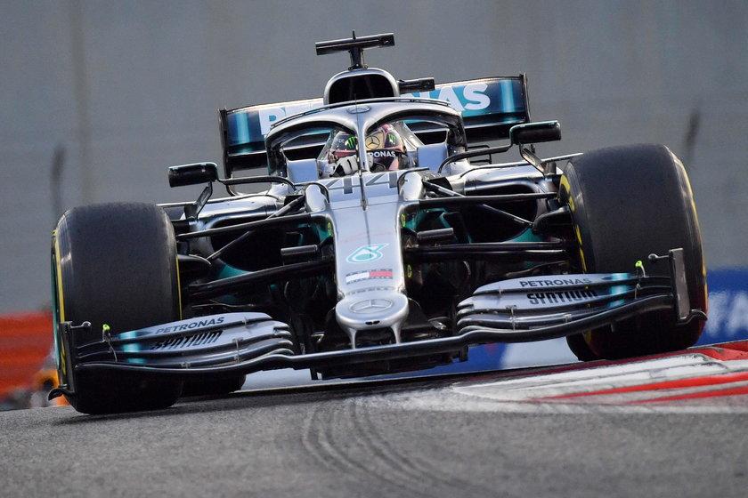 F1: Grand Prix Abu Zabi