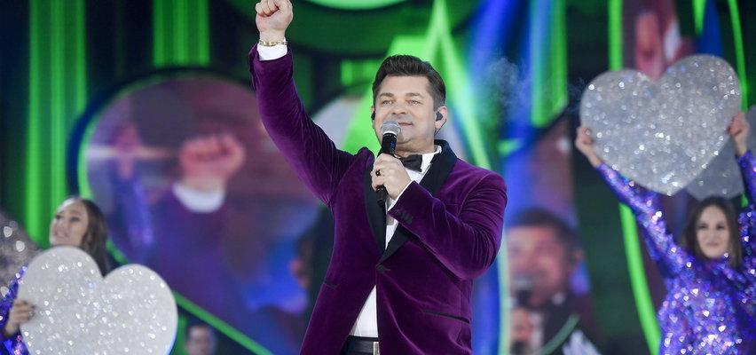 Tak Zenon Martyniuk przygotowuje się do występu podczas Wakacyjnej Trasy Dwójki: Zabieram trzy garnitury