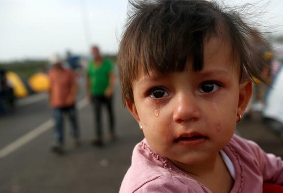 Deca najviše ispaštaju zbog migrantske krize