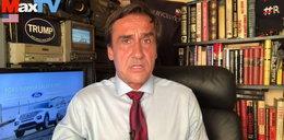 Spocony Kolonko pokazał umięśniony tors. Chce pakować w Pałacu Prezydenckim