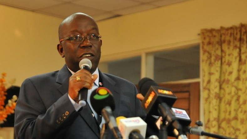 Director General of the Social Security and National Insurance Trust (SSNIT), Dr John Ofori-Tenkorang