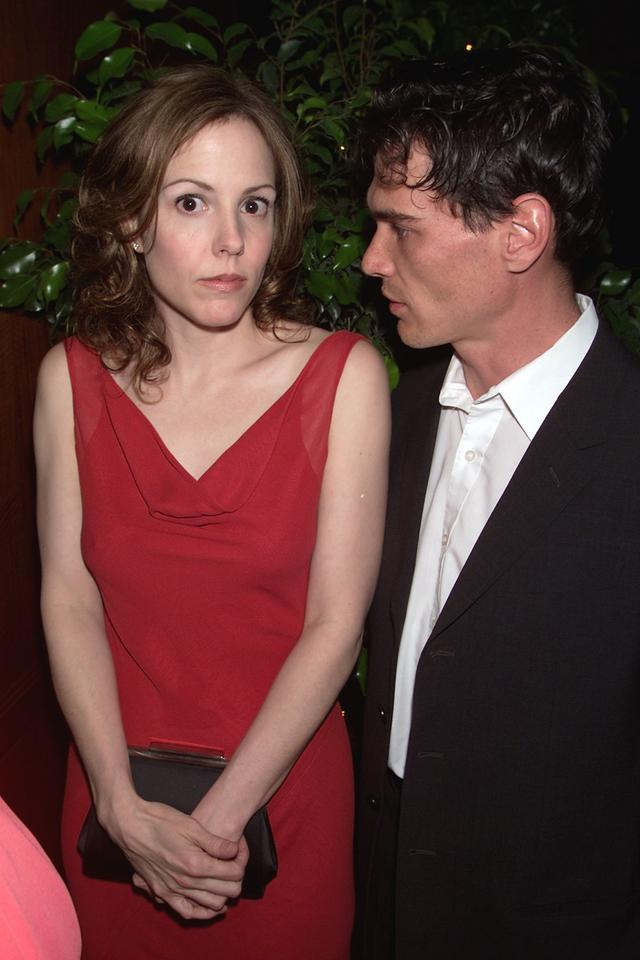 Mary Louise Parker i Billy Crudup