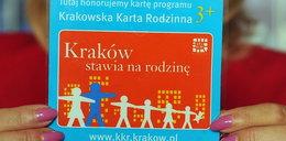 Rusza Krakowska Karta Rodzinna!
