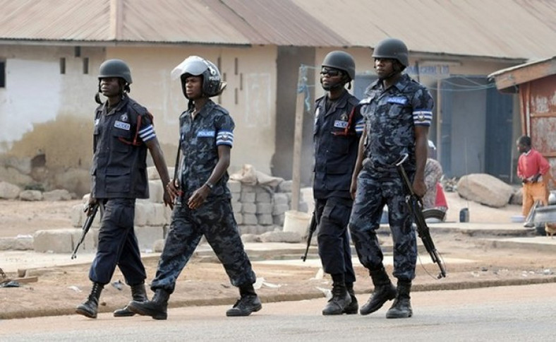 Ghana Police (File photo)