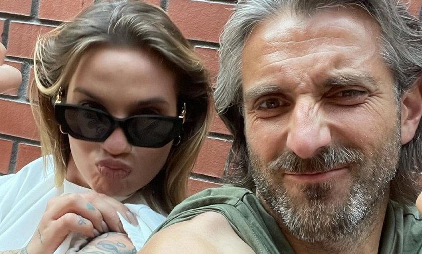 Polsat SuperHit Festiwal 2021: Karolina Gilon i Maciej Dowbor razem na scenie.