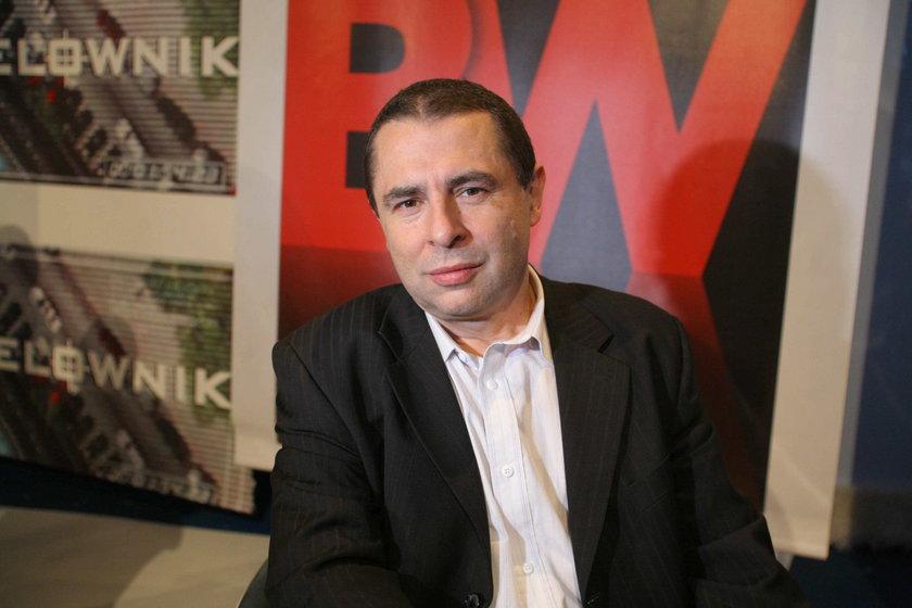 Bronisław Wildstein czyta w Trójce autobiografię.
