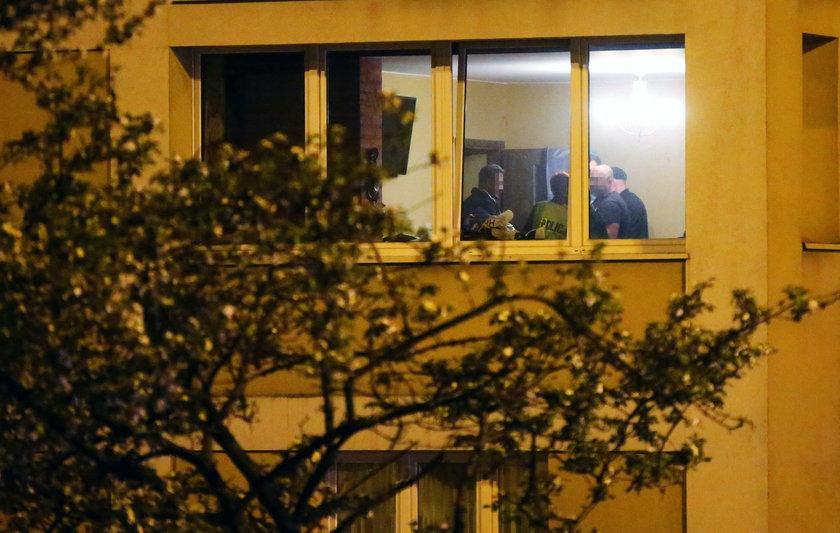 Ewakuacja około 500 osób w Łodzi