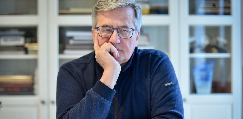 Bronisław Komorowski: Moje zdrowie jest już dużo lepsze