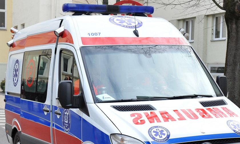 Pożar AGH w Krakowie