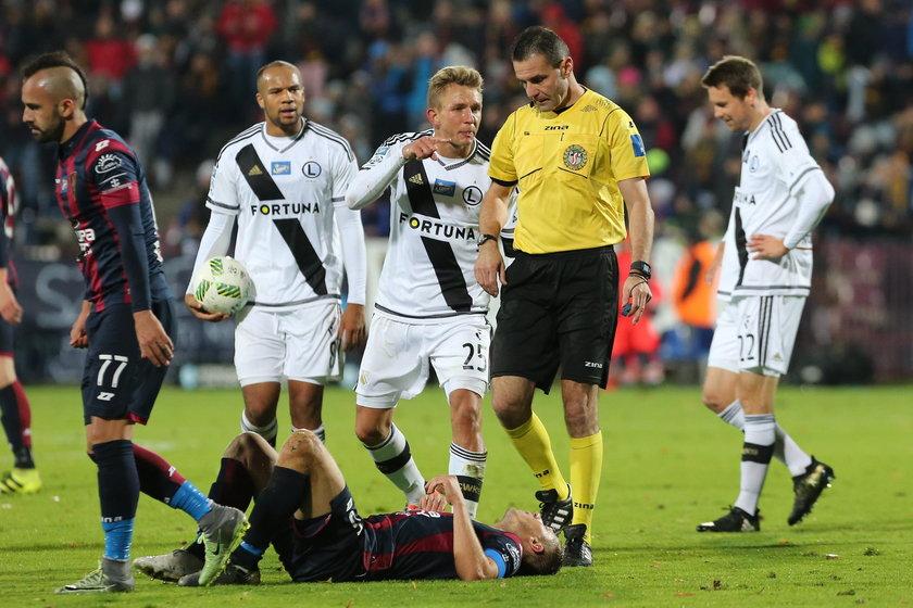 Legia Warszawa drży przed Ligą Mistrzów. Real Madryt rozgromił Betis