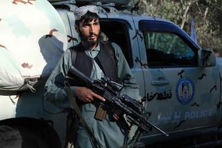 Talibowie rozbrajają mieszkańców Kabulu