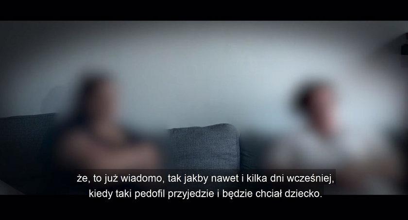"""Wstrząsający dokument Patryka Vegi o dzieciach. """"Oczy diabła"""" już w sieci"""